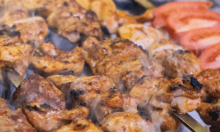 Avoid These Mistakes When Grilling Kebabs at Your Next Party
