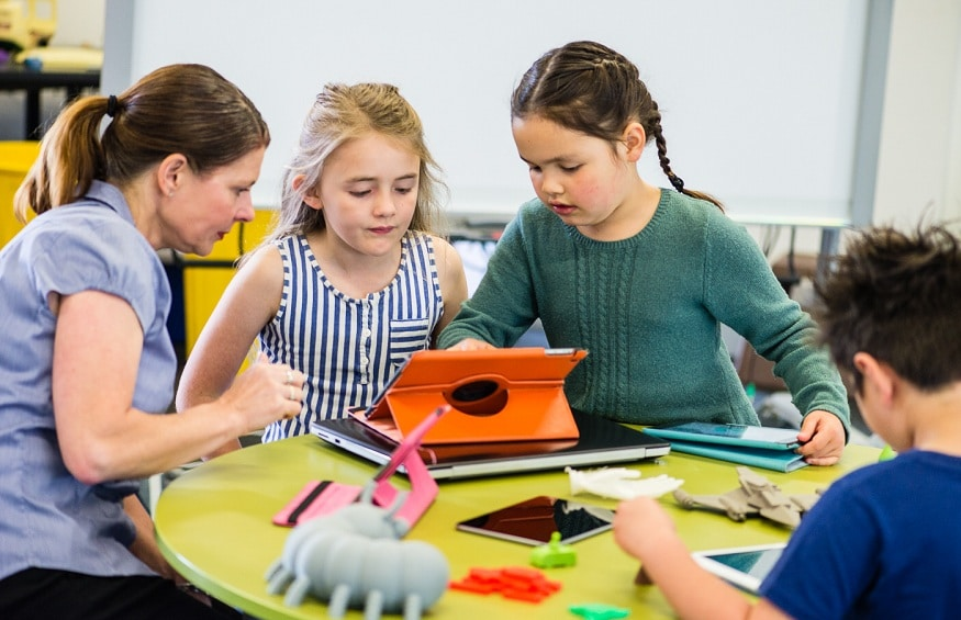 Hocus pocus… Time to focus! Six Ways to Increase Your Students Engagement in the 21st Century Classroom